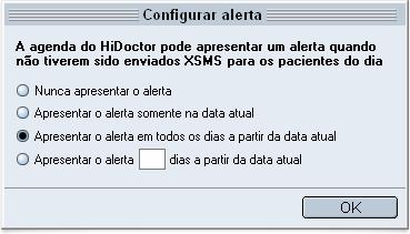 Alerta XSMS
