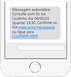 Mensagem XSMS
